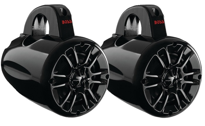 BOSS Audio MRWT40 Marine Speakers