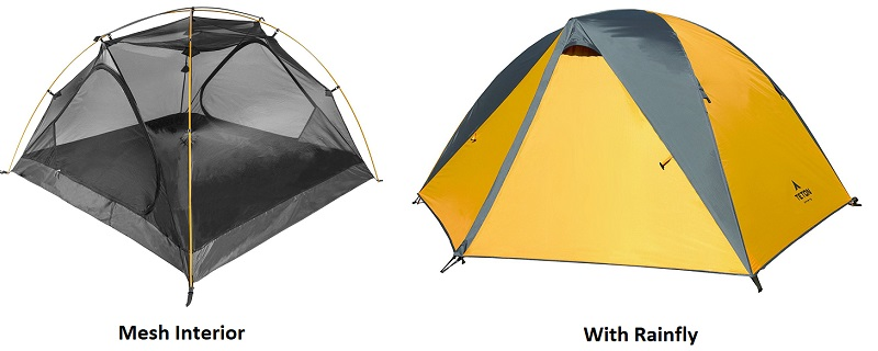 Backpacking Tent Considerations