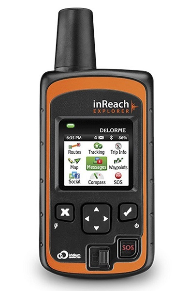 DeLorme AG-008727 InReach Explorer with Satellite Communicator