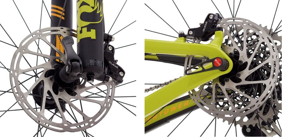 Enduro Bike Brakes
