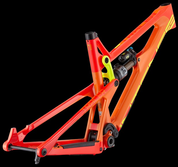 Enduro Bike Frame