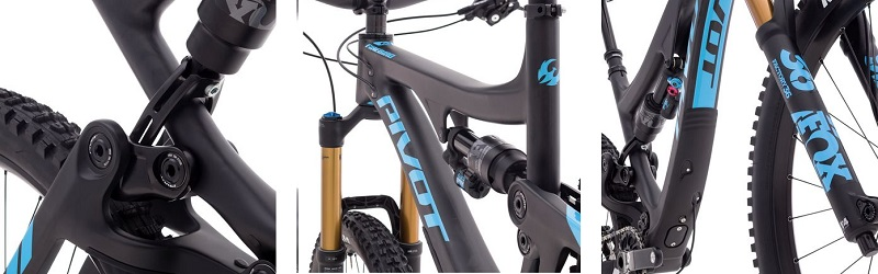 Enduro Mountain Bike Full Suspension