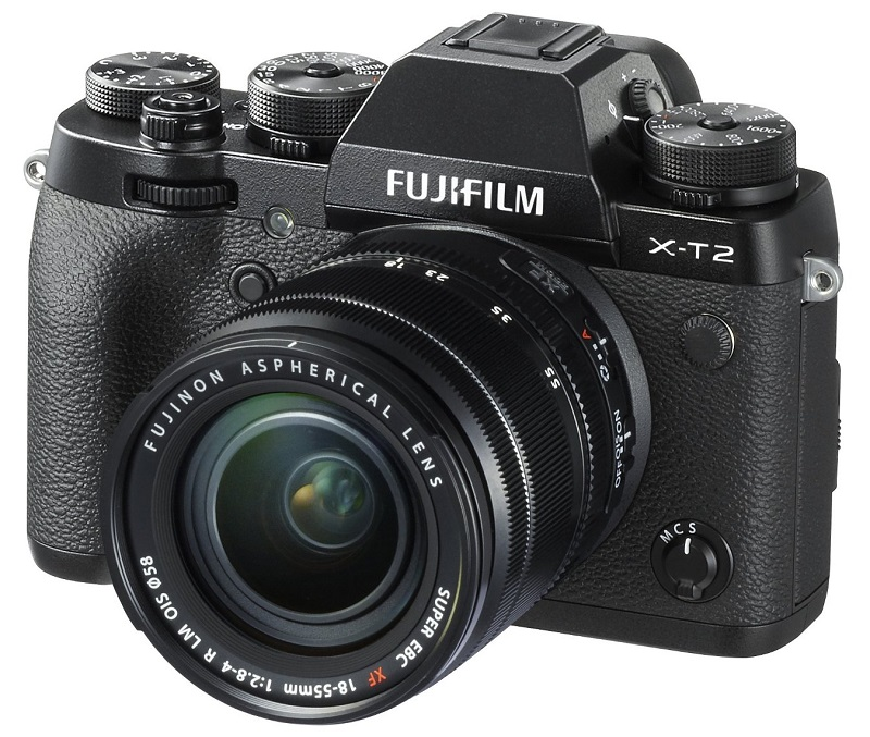 Fujifilm X-T2 Mirrorless Digital Camera