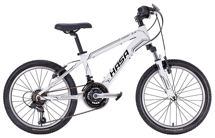 HASA 18 Speed Kids Mountain Bike