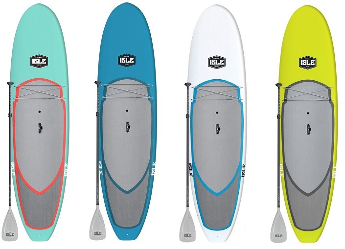 ISLE Versa Epoxy 10'5 Standup Paddle Board