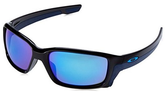 Oakley Straightlink Iridium Sunglasses