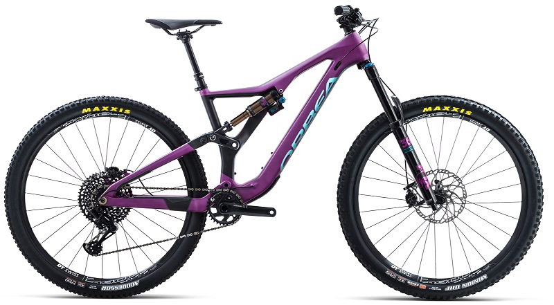 Orbea Rallon M10 Enduro Mountain Bike