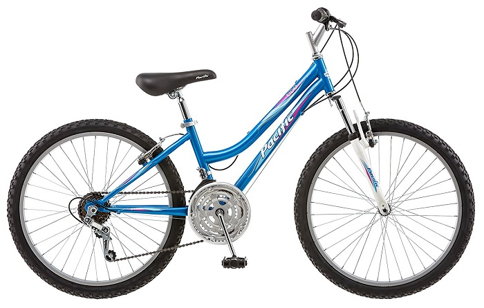 Pacific Girl's Tide Mountain Bike