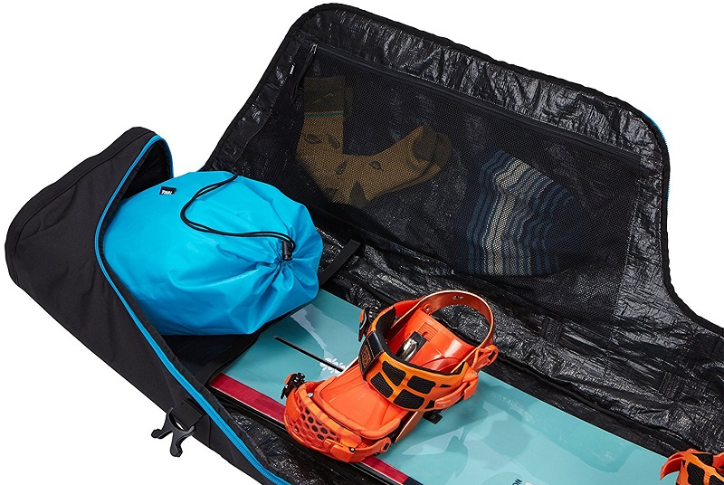 29621a6f95eb The 10 Best Ski   Snowboard Travel Bags  2018-2019