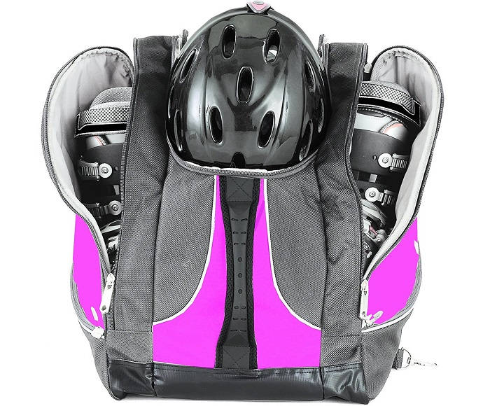 Ski Boot Bag Storage