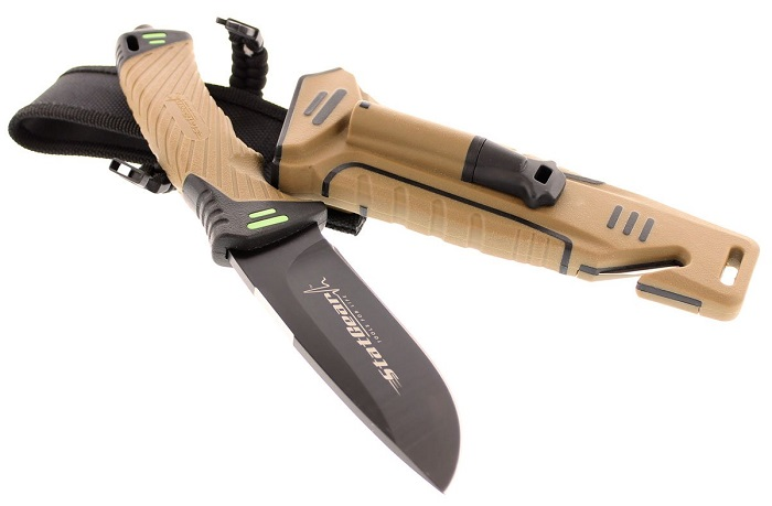 StatGear Surviv-All Outdoor Knife