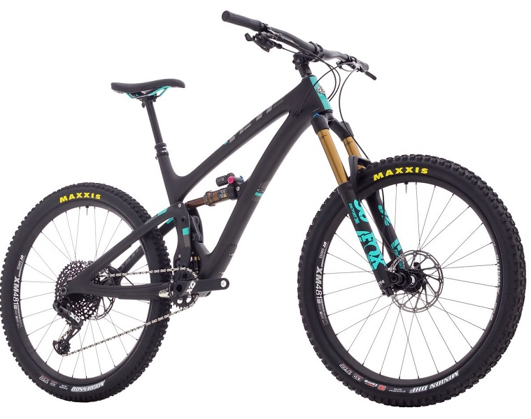 Yeti Cycles SB6 Turq X01 Eagle Enduro Mountain Bike