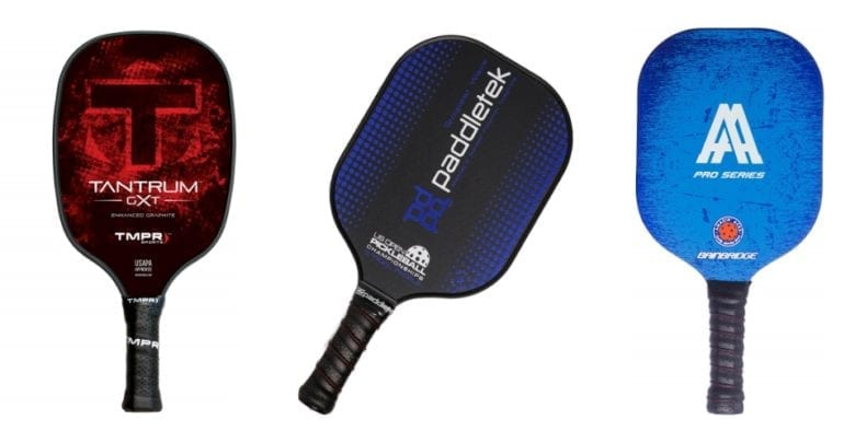 best pickleball paddle reviews - feature image 1