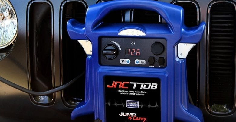 best portable jump starters