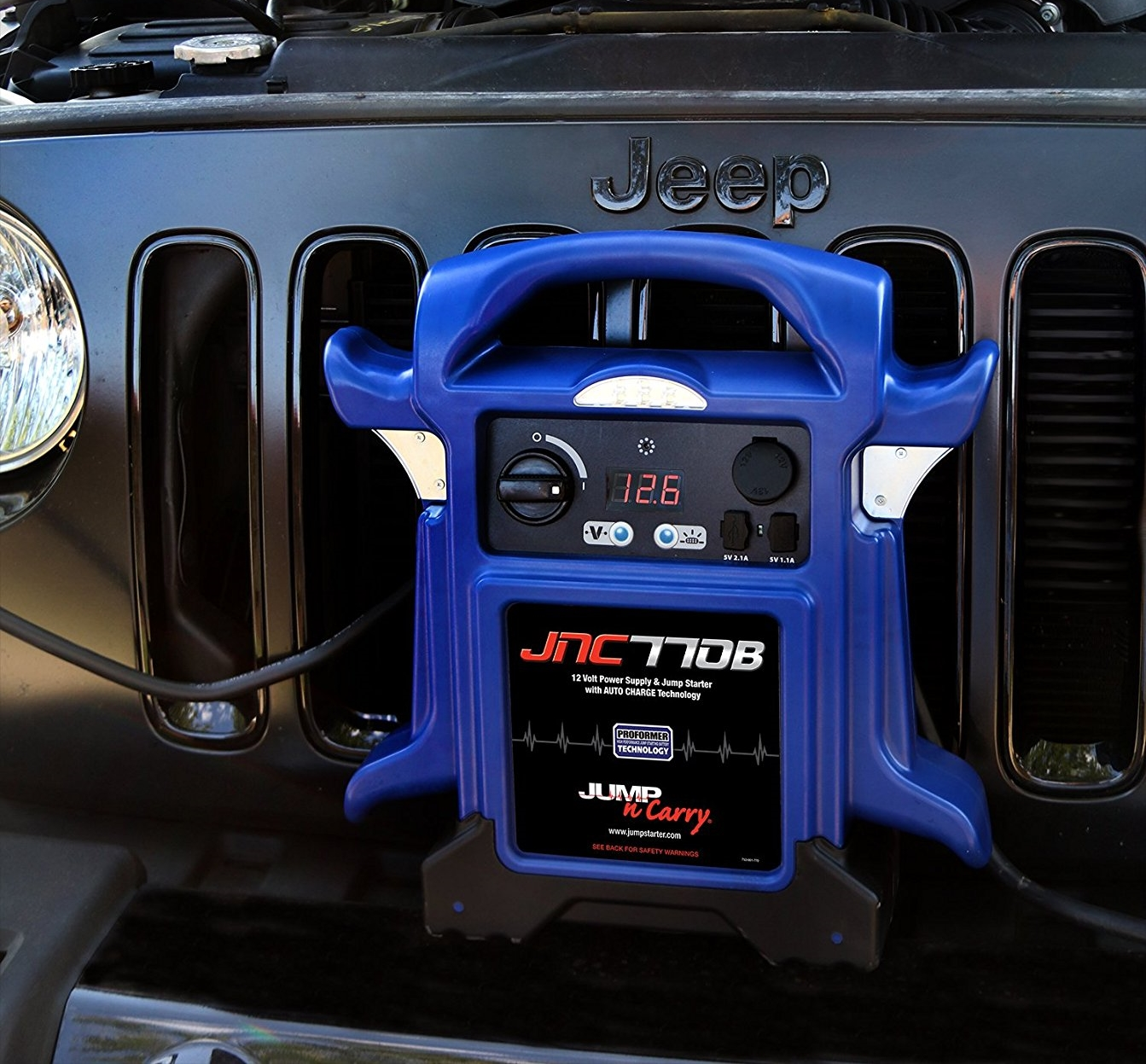 The 5 Best Portable Jump Starters 2018