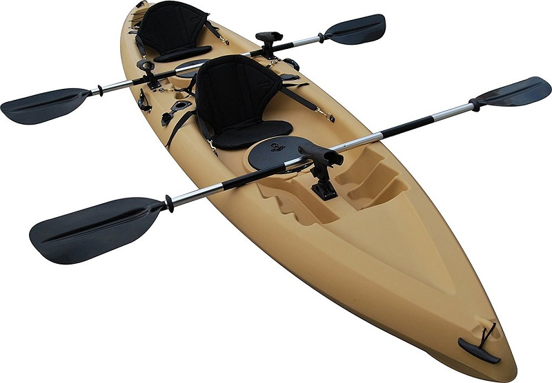 BKC UH-TK219 Tandem Sit On Top Kayak