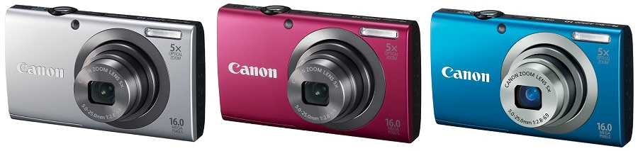 Canon PowerShot A2300 Beginner Camera