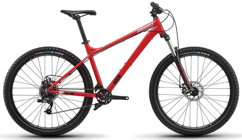 Diamondback Bicycles Hook Hardtail Mountain Bike