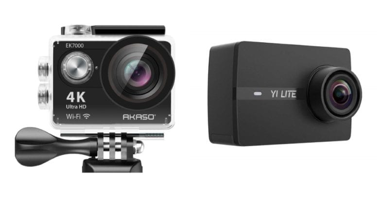 Inexpensive GoPro Action Camera