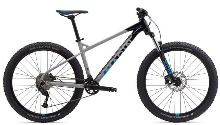 Marin San Quentin Beginner Mountain Bike