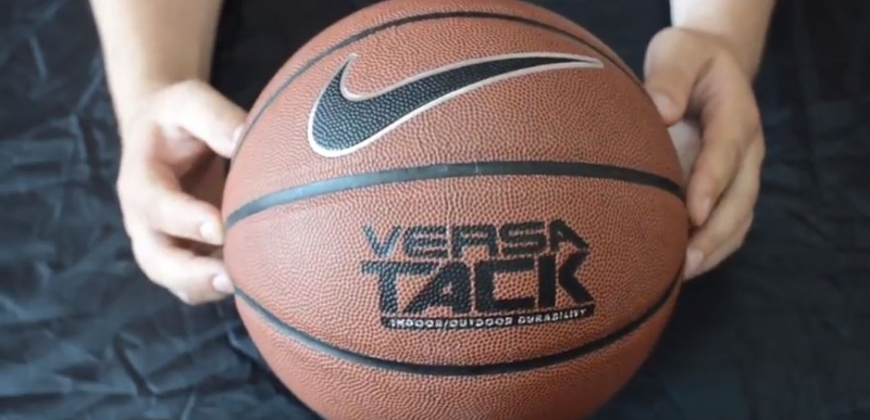 Nike Versa Tack Basketball Brown