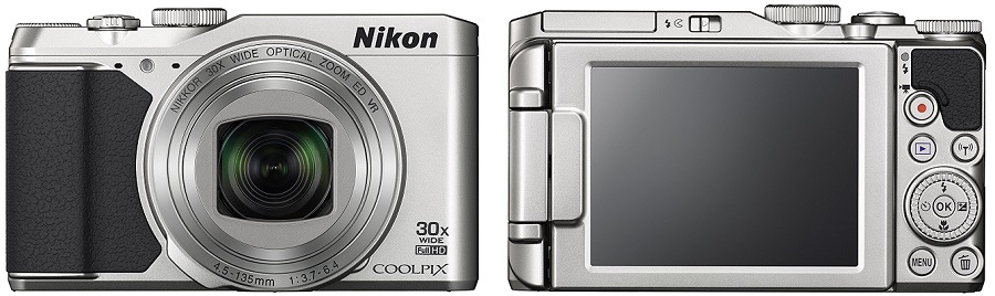Nikon COOLPIX S9900 Digital Camera