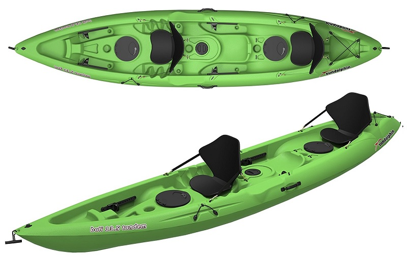 The 7 Best Tandem Kayaks Reviewed For 2019 Outside Pursuits