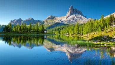 The 5 Best Mountains to Climb in Italy