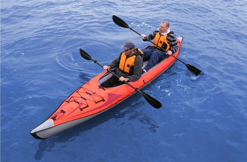 best 2 person kayaks