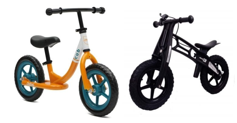 best balance bike for toddlers feature