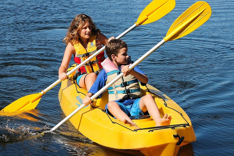 best tandem kayak for beginners