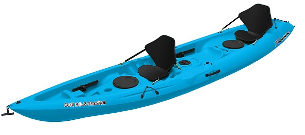 sit on top tandem kayak