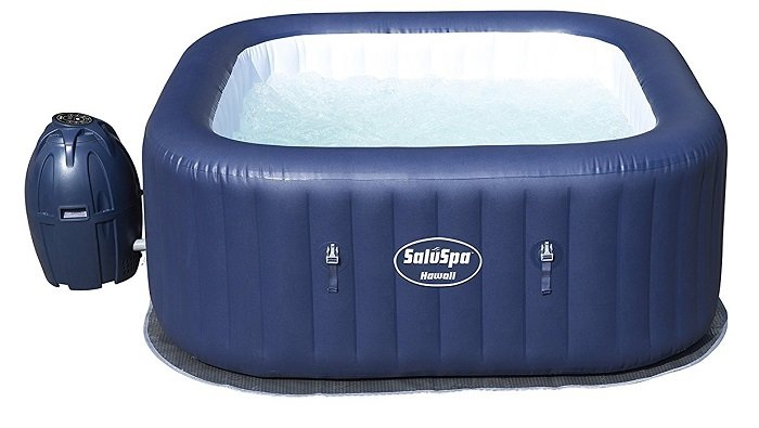 Bestway Hawaii Air Jet Inflatable Outdoor Spa