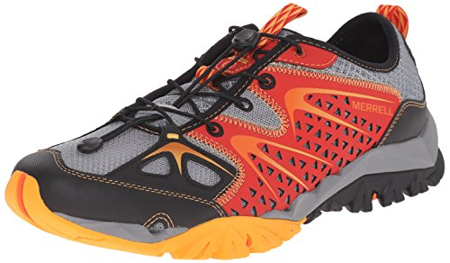 Merrell Shoes With Dial Laces