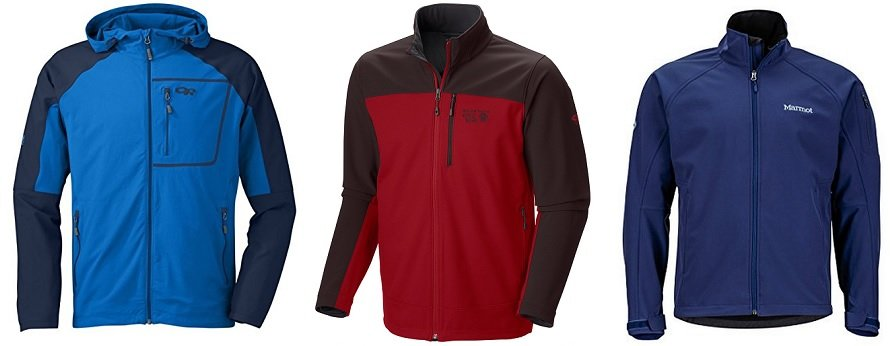 best mens softshell jacket