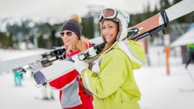 best womens ski jacket