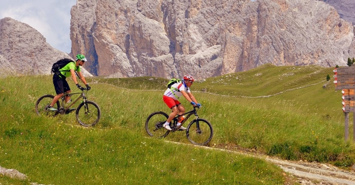 5 Bucket List Mountain Bike Destinations