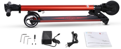Electric-Scooter-Adjustable-Scooter-Teenager-contents