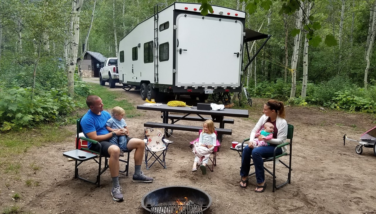 Keys to a Successful Family Camping Trip