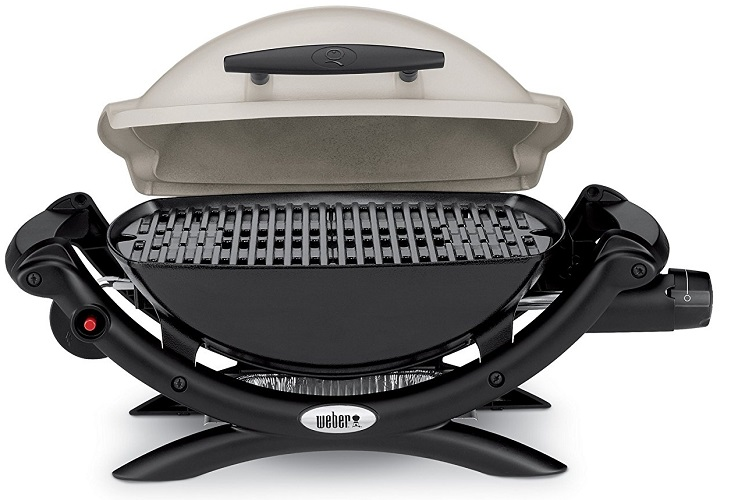 Weber Liquid Propane Portable Gas Grill