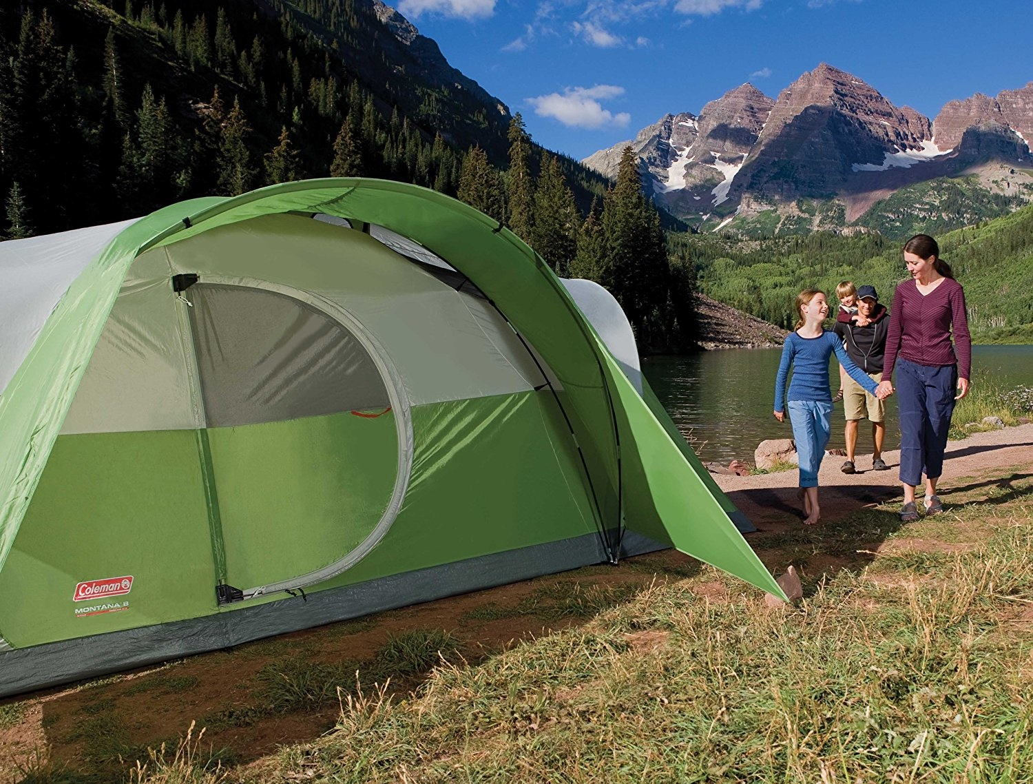 The 7 Best Family Camping Tents Reviewed For 2019