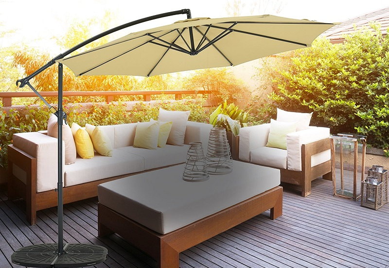 best outdoor umbrella