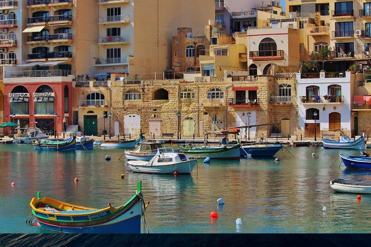 staying in malta