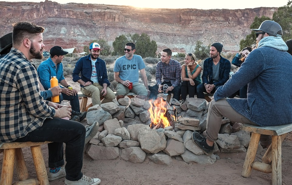 7 Reasons Why Every College Student Should Go Camping