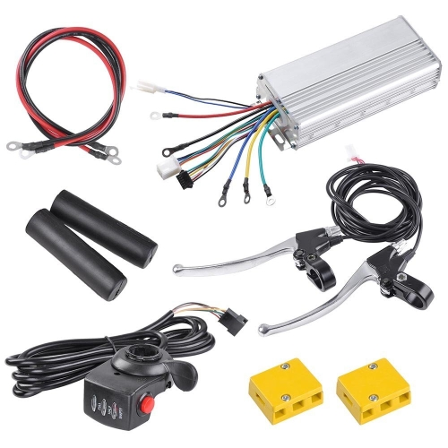AW-Electric-Bicycle-Conversion-Controller kit parts list