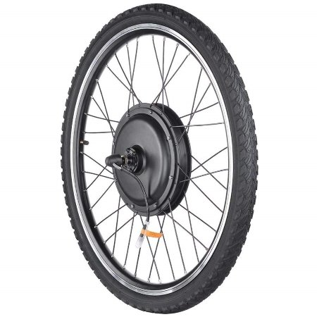 AW front wheel image ebike conversion kit