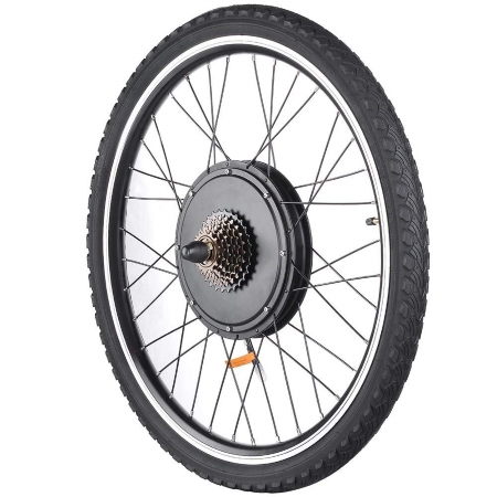 AW rear wheel ebike conversion kit review 2