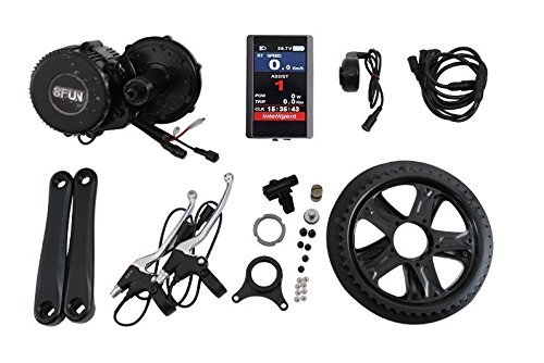 This Is Possibly The Most Por Mid Drive Electric Bike Conversion Kit Granted There Not A Mive Amount Of Choice On Market But Bbs02