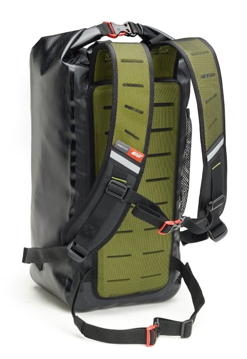 GRT701-Waterproof-Backpack-Gravel-T-Range front view