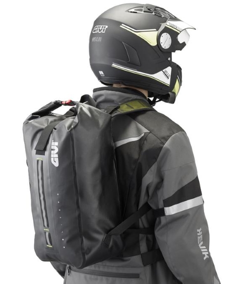 GRT701-Waterproof-Backpack-Gravel-T-motorcycle view